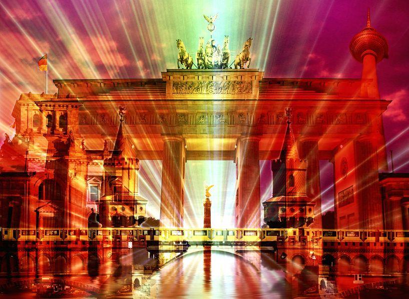 Berlin  van Violetta Honkisz