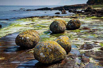 Kust van Schots eiland Arran - 3 van Adelheid Smitt