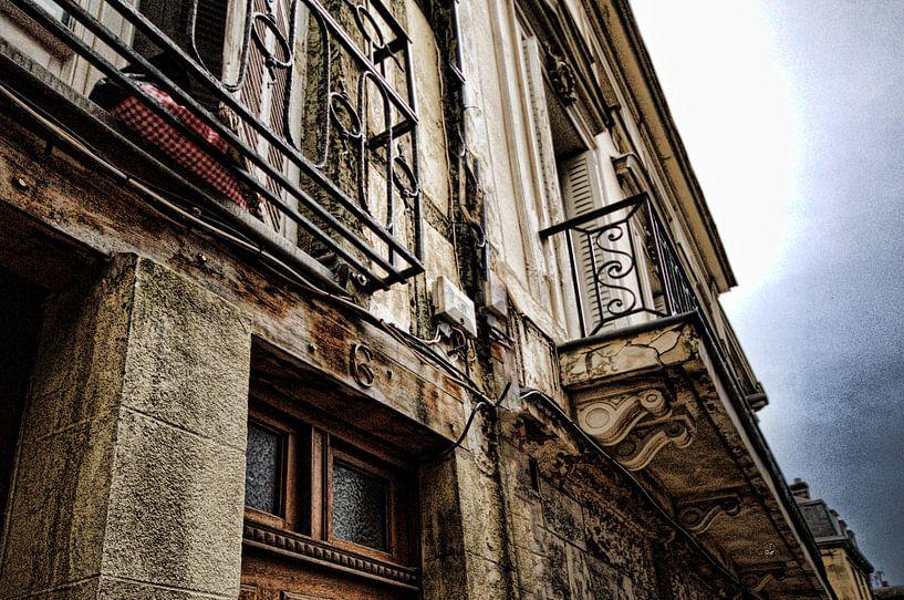 Frans balkon von Erik Reijnders