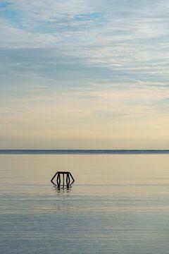 Voorwerp in de Oostzee van Stephan Schulz
