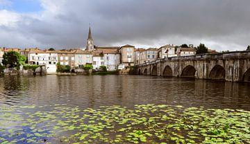 Confolens in Frankrijk van Corinne Welp