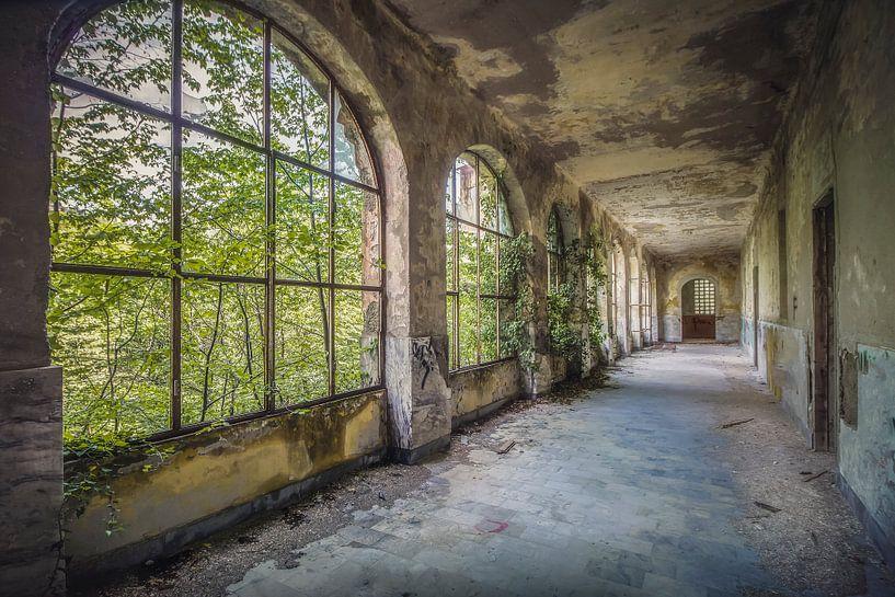 Das verlassene Kloster von Frans Nijland