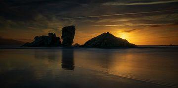 Playa de Bayas von Wojciech Kruczynski