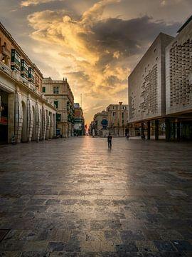 Malta Valetta van Iman Azizi