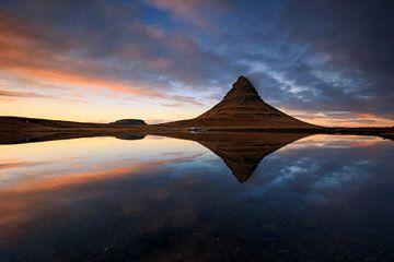 Kirkjufell, Iceland von Sven Broeckx