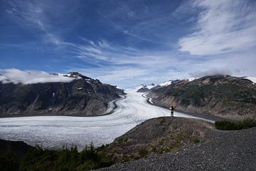 Salmon Glacier von Heiko Obermair