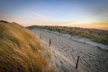 Avond aan de kust van Dirk van Egmond