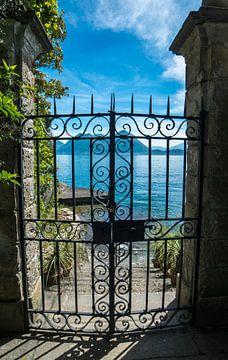 De poort naar het Maggiore meer van Samantha Giannattasio