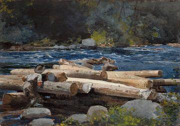 Winslow Homer River Hudson