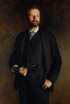 Henry Cabot Lodge, John Singer Sargent -1890 sur