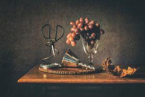 Stilleven druiven