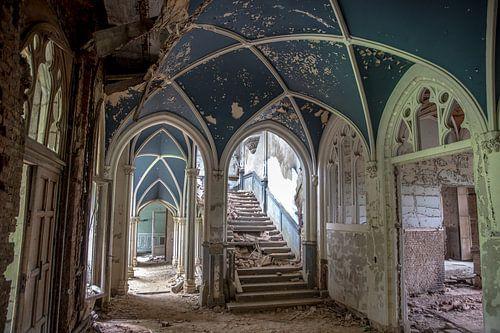Miranda Castle von AlexEyck Photography