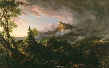 Der wilde Staat, Thomas Cole