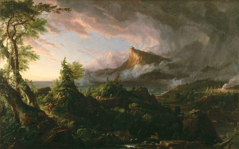 Der wilde Staat, Thomas Cole von Meesterlijcke Meesters
