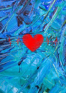 De hartslag van een kunstenaar van A De Jong
