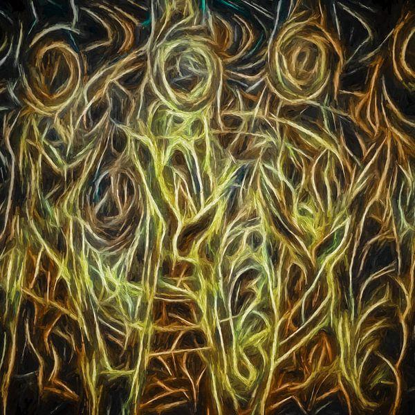 Moor von GOOR abstracten