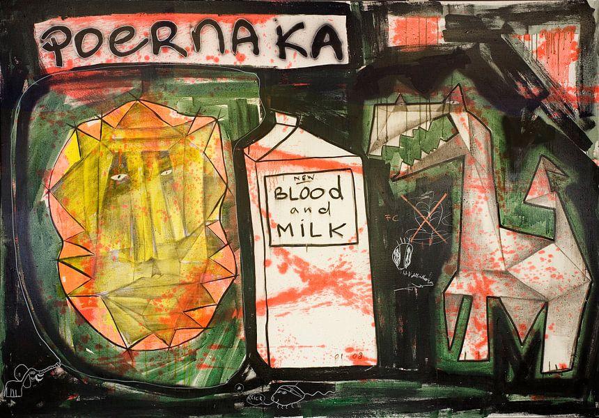 Blood&Milk van Rezenne Gidey