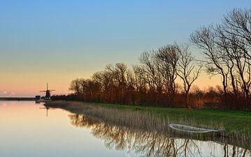Molen het Noorden Texel sur John Leeninga