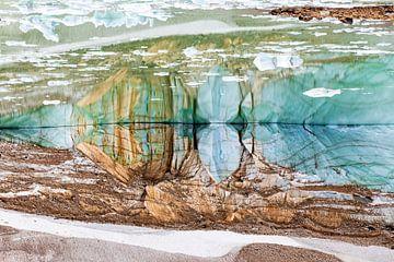 Gletsjer Mount Edith Cavell - Canada - Jasper van Marianne Ottemann - OTTI