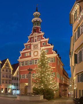Esslingen Rathaus & Marktplatz von Keith Wilson Photography