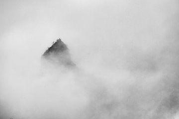 In den Wolken von Dick Carlier