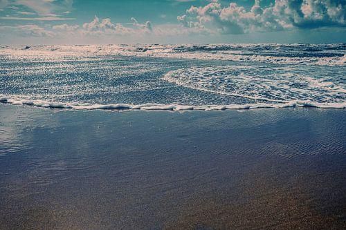 At the beach sur