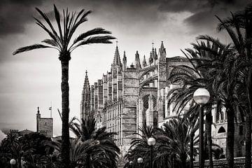 Schwarzweiss-Fotografie: Palma de Mallorca von Alexander Voss