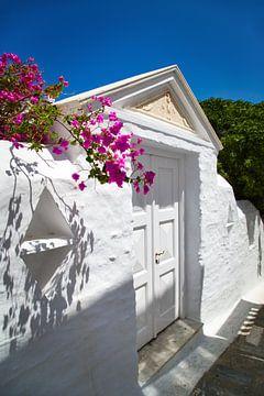 Île d'Andros, Chora, Cyclades, Grèce sur Konstantinos Lagos
