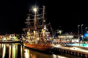 Tallship Europa in Harlingen