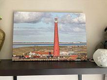Klantfoto: De Lange Jaap van Willem Koenes, op canvas