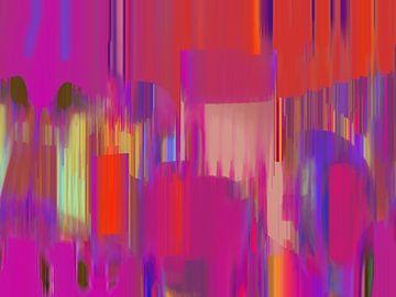 Red Of Eden van Judith Robben