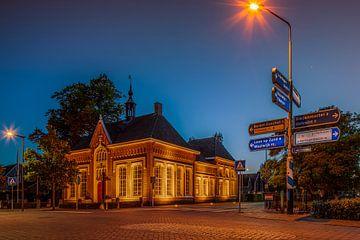 L'ancien hôtel de ville sur Paul Lagendijk