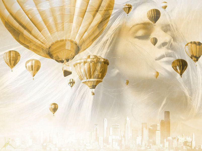 Fliegende Träume von Harald Fischer