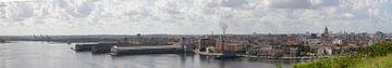 Panorama Havana stad von Rob Altena