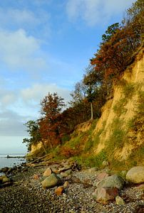 Boddenküste Rügens van