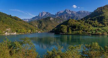 Herzegovina Landschap, Bosnië-Herzegovina van Adelheid Smitt