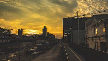 LocHal en Station Tilburg