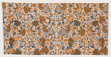 Vintage Batik Sarong uit Java van Floris Kok