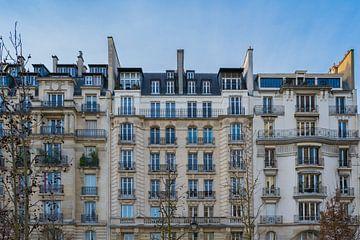 Parijs, charmante appartementen aan de boulevard von Patrick Verhoef