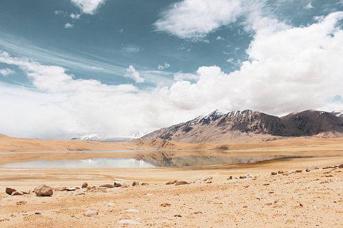 Kyagar Tso in Ladakh