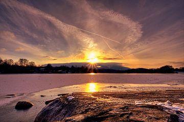 Sonnenstern am Staffelsee von Roith Fotografie