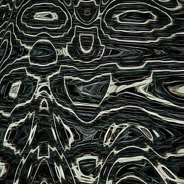 Alien Pockets van GOOR abstracten
