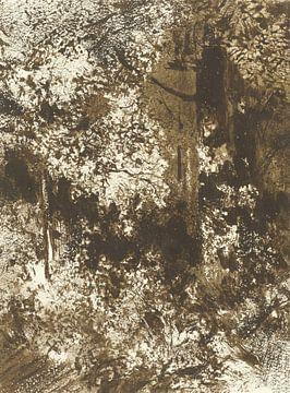 Bosgezicht, Mallardot - ca. 1830