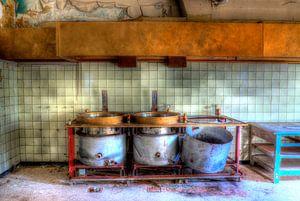HDR keuken