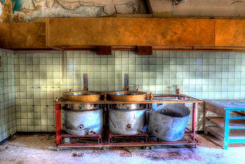 HDR keuken van