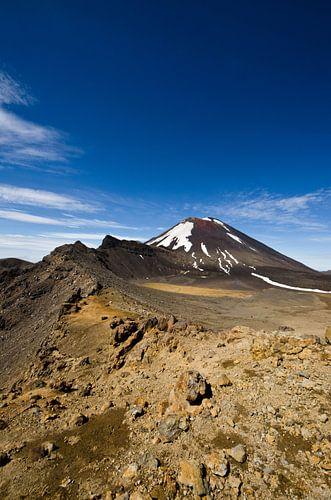 Mount Ngauruhoe - Tongariro - Nieuw Zeeland