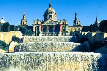 De Fonteinen van Barcelona van Petra Brouwer