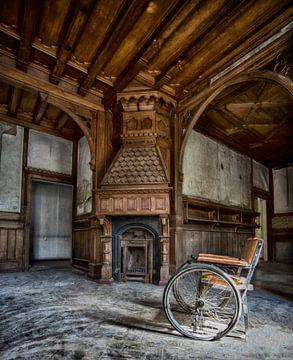 Rollstuhl von Kirsten Scholten