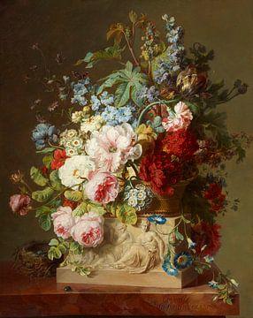 Bloemschilderij, Cornelis van Spaendonck van