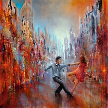 Just dance! sur Annette Schmucker